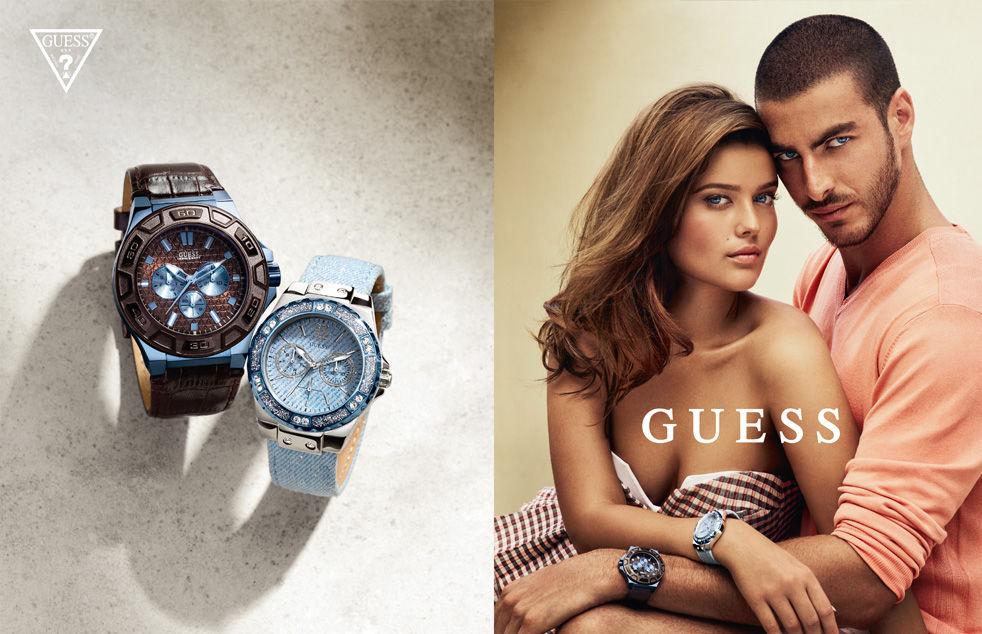 Guess ρολόγια