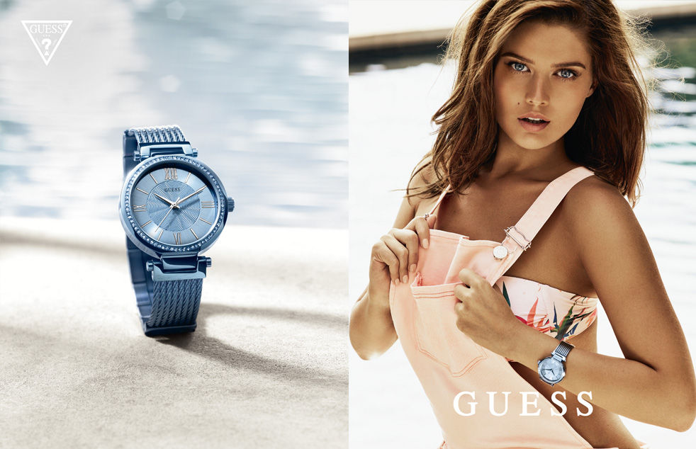 Guess γυναικείο ρολόι
