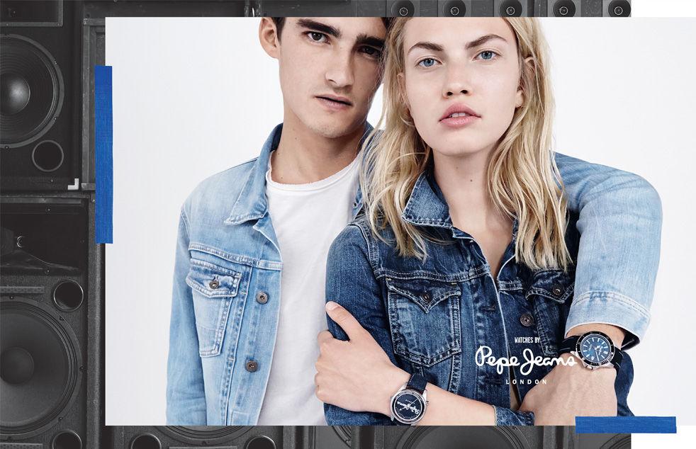 Pepe Jeans ρολόι
