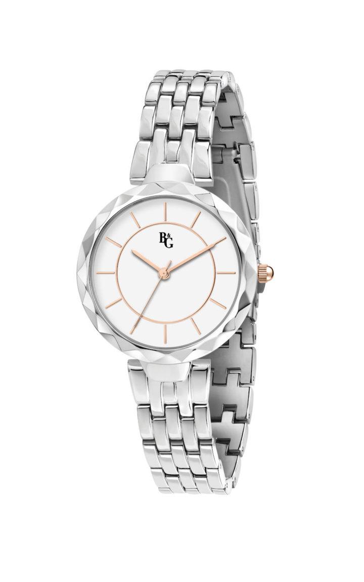 B&G ARCADE R3853289502 Γυναικείο Ρολόι Quartz Ακριβείας