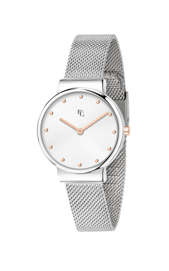 B&G METROPOL R3853286501 Γυναικείο Ρολόι Quartz Ακριβείας