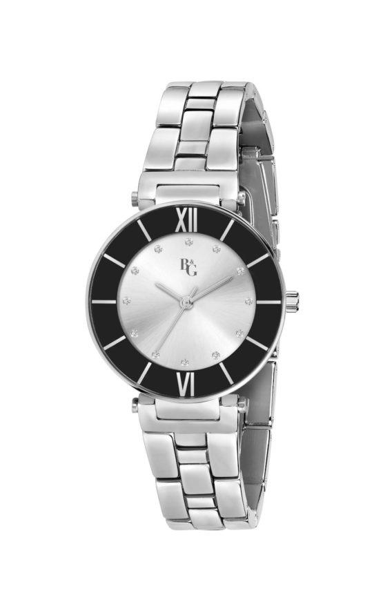 B&G NUIT R3853282505 Γυναικείο Ρολόι Quartz Ακριβείας
