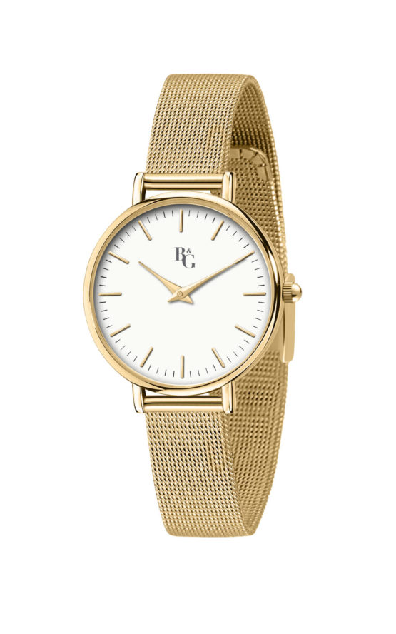 B&G PREPPY R3853252543 Γυναικείο Ρολόι Quartz Ακριβείας