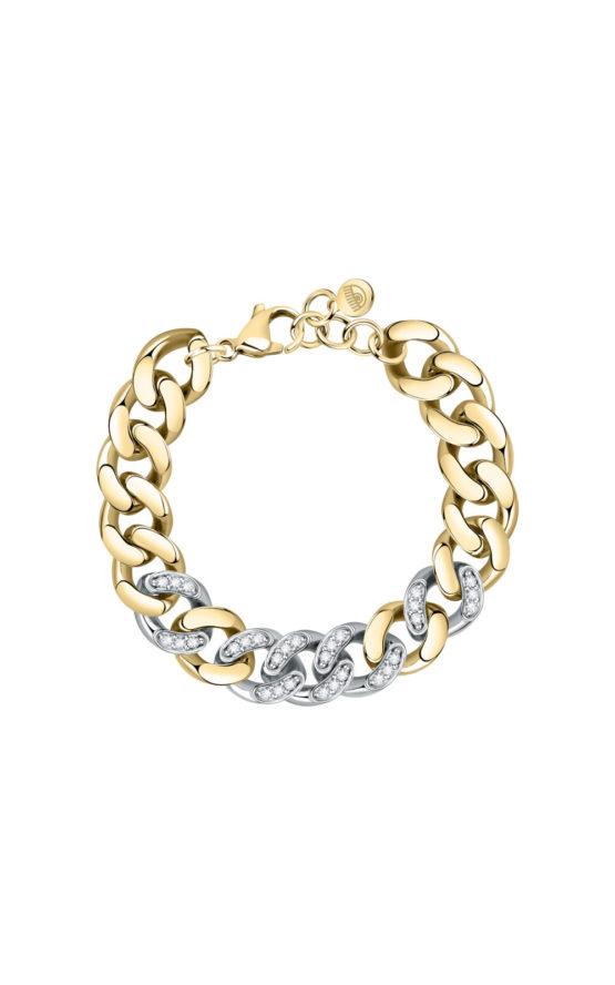 CHIARA FERRAGNI J19AUW04 Χρυσό Βραχιόλι Αλυσίδα