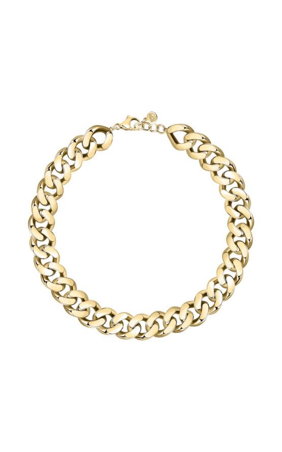 CHIARA FERRAGNI J19AUW06 Χρυσό Κολιέ Αλυσίδα