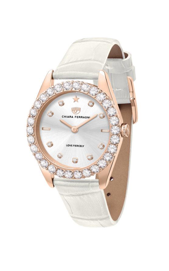CHIARA FERRAGNI R1951100503 Γυναικείο Ρολόι Quartz Ακριβείας