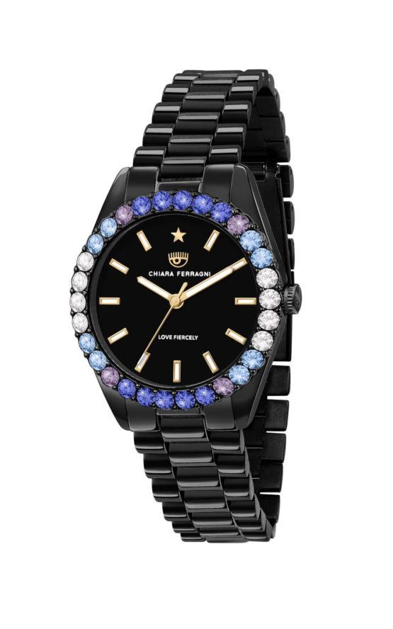 CHIARA FERRAGNI R1953100502 Γυναικείο Ρολόι Quartz Ακριβείας