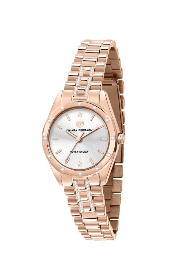 CHIARA FERRAGNI R1953100516 Γυναικείο Ρολόι Quartz Ακριβείας