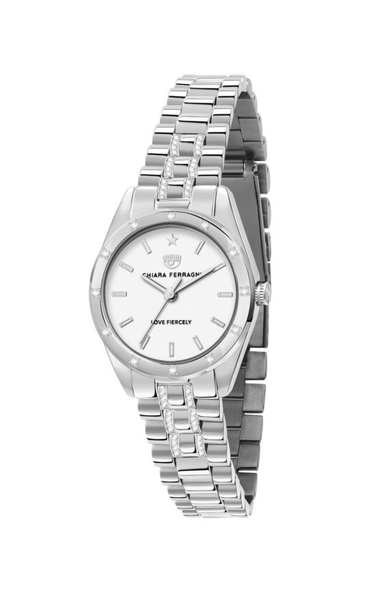 CHIARA FERRAGNI R1953100517 Γυναικείο Ρολόι Quartz Ακριβείας