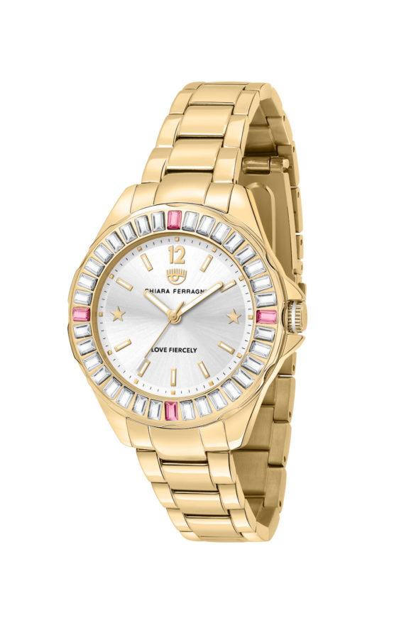 CHIARA FERRAGNI R1953101502 Γυναικείο Ρολόι Quartz Ακριβείας