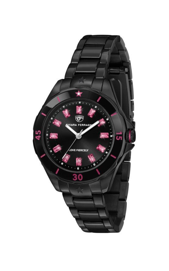 CHIARA FERRAGNI R1953101505 Γυναικείο Ρολόι Quartz Ακριβείας