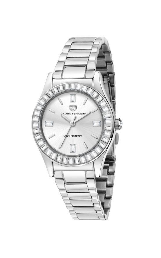 CHIARA FERRAGNI R1953102502 Γυναικείο Ρολόι Quartz Ακριβείας