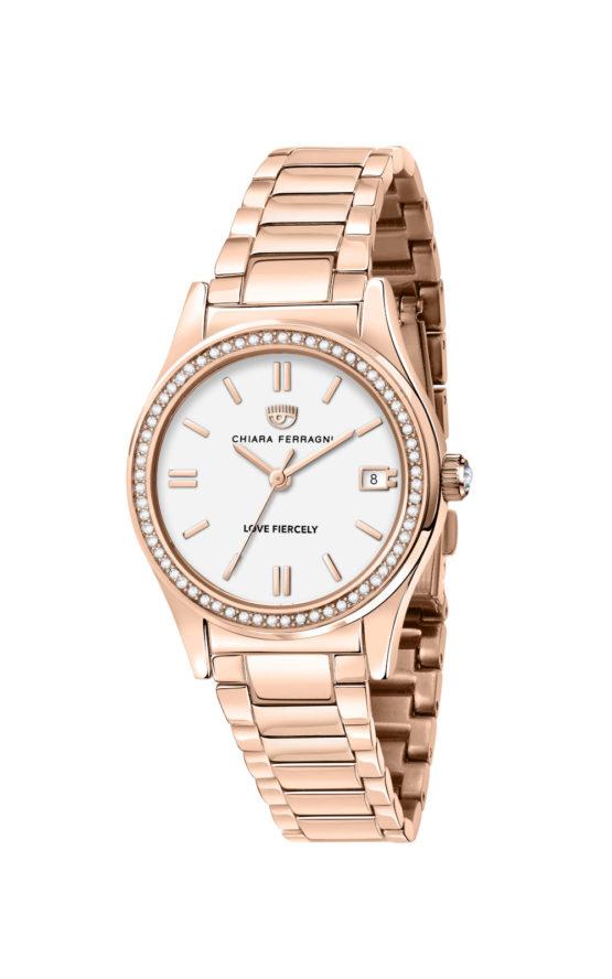 CHIARA FERRAGNI R1953102503 Γυναικείο Ρολόι Quartz Ακριβείας
