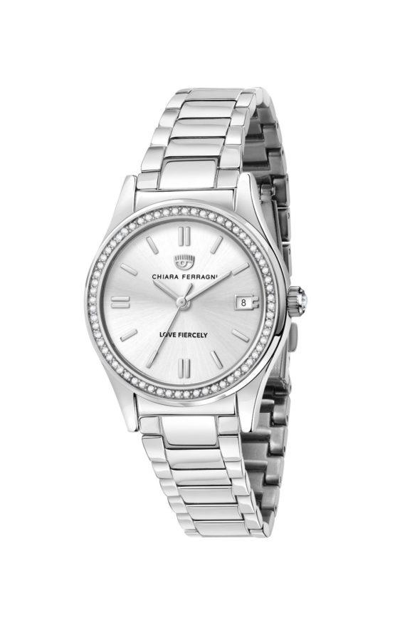 CHIARA FERRAGNI R1953102505 Γυναικείο Ρολόι Quartz Ακριβείας