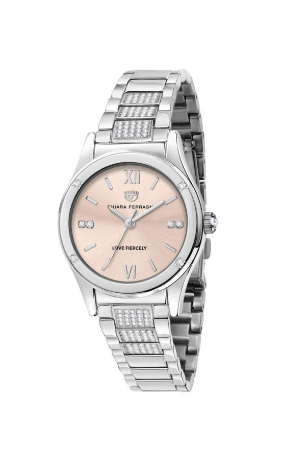 CHIARA FERRAGNI R1953102508 Γυναικείο Ρολόι Quartz Ακριβείας