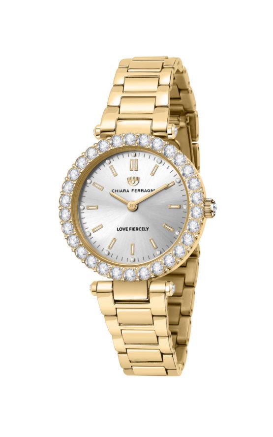 CHIARA FERRAGNI R1953103501 Γυναικείο Ρολόι Quartz Ακριβείας
