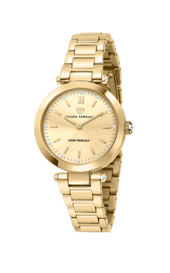 CHIARA FERRAGNI R1953103504 Γυναικείο Ρολόι Quartz Ακριβείας