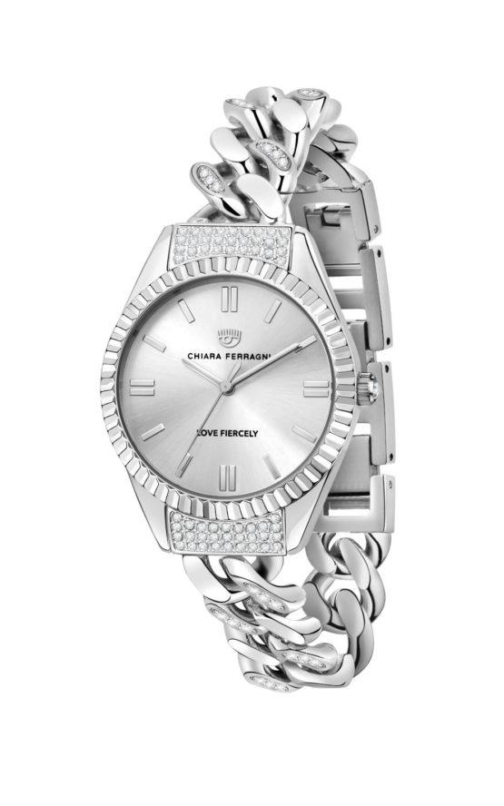 CHIARA FERRAGNI R1953104502 Γυναικείο Ρολόι Quartz Ακριβείας