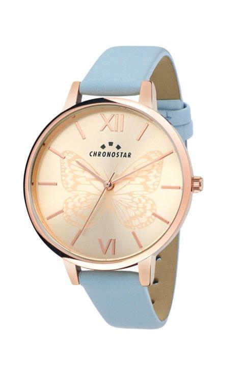 CHRONOSTAR R3751267501 Γυναικείο Ρολόι Quartz Ακριβείας