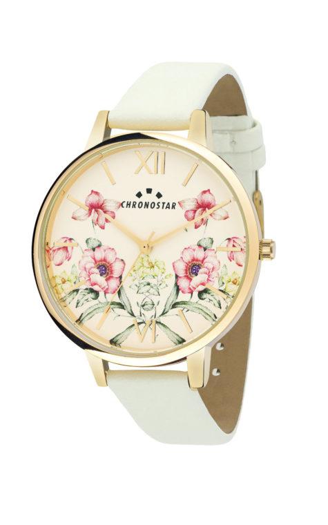 CHRONOSTAR R3751267504 Γυναικείο Ρολόι Quartz Ακριβείας