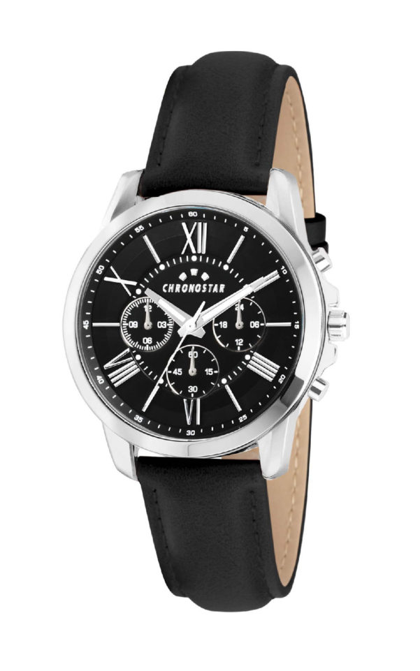 CHRONOSTAR R3751271003 Ανδρικό Ρολόι Quartz Multi-Function