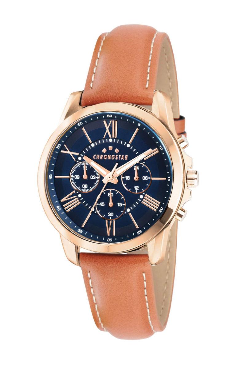CHRONOSTAR R3751271005 Ανδρικό Ρολόι Quartz Multi-Function