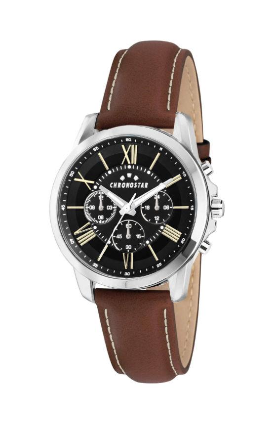 CHRONOSTAR R3751271007 Ανδρικό Ρολόι Quartz Multi-Function