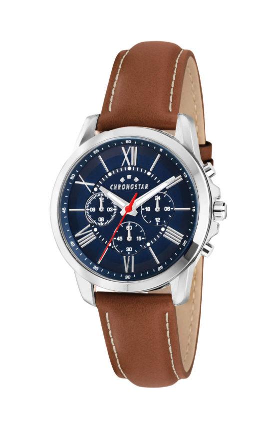 CHRONOSTAR R3751271008 Ανδρικό Ρολόι Quartz Multi-Function
