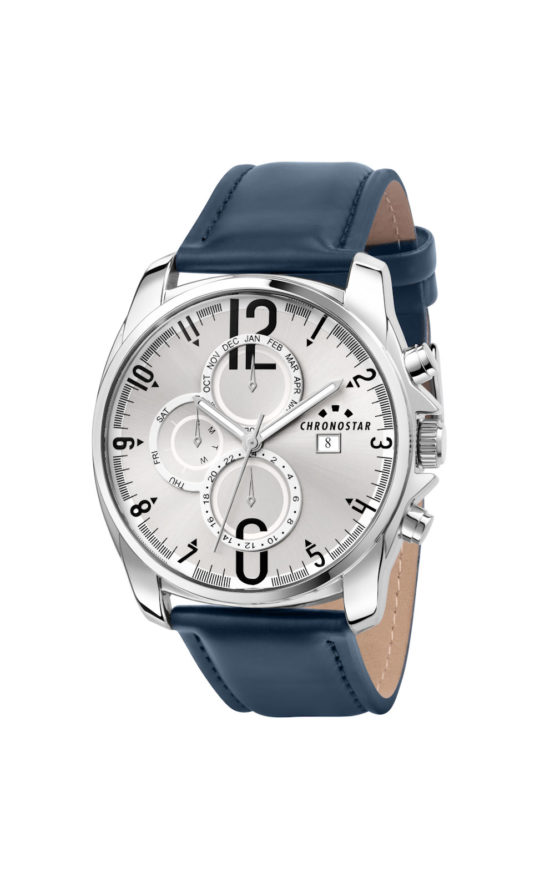 CHRONOSTAR R3751299001 Ανδρικό Ρολόι Quartz Multi-Function