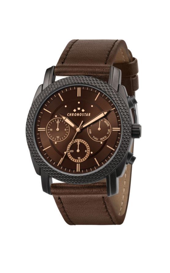 CHRONOSTAR R3751301001 Ανδρικό Ρολόι Quartz Multi-Function