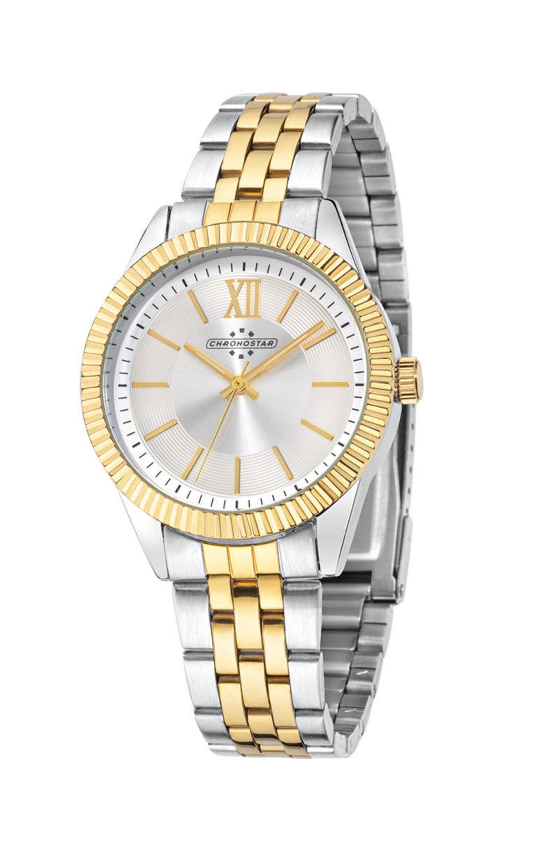 CHRONOSTAR R3753240505 Γυναικείο Ρολόι Quartz Ακριβείας
