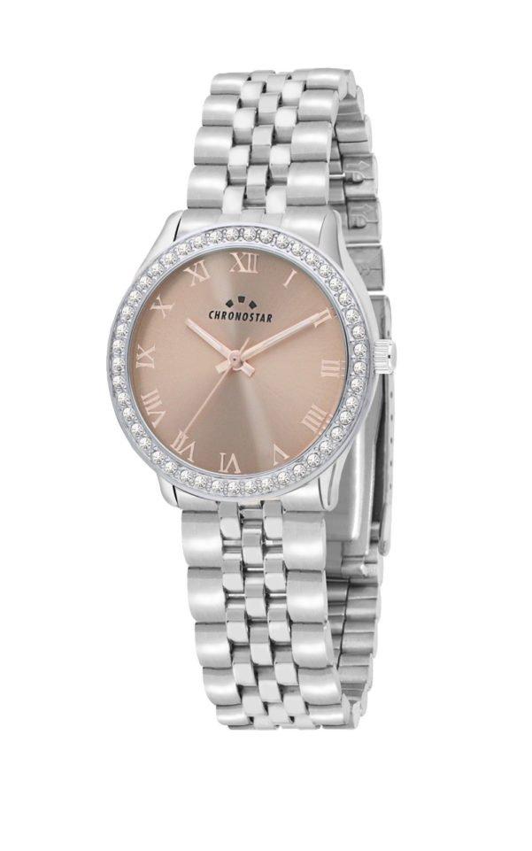 CHRONOSTAR R3753241513 Γυναικείο Ρολόι Quartz Ακριβείας