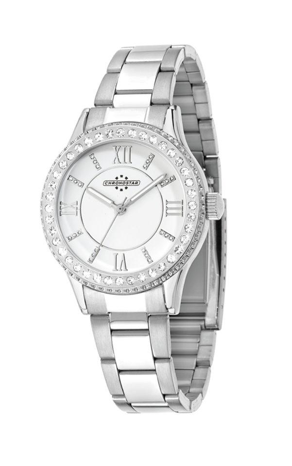 CHRONOSTAR R3753242506 Γυναικείο Ρολόι Quartz Ακριβείας