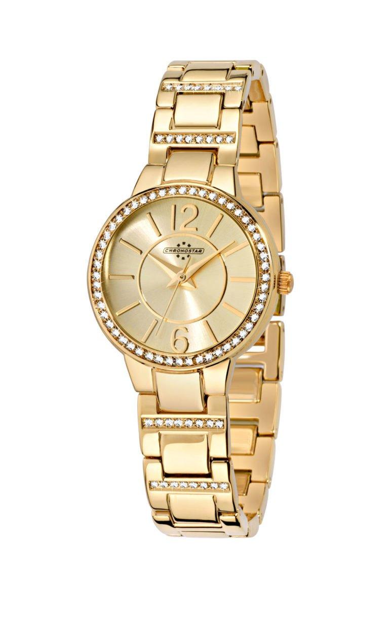 CHRONOSTAR R3753247505 Γυναικείο Ρολόι Quartz Ακριβείας