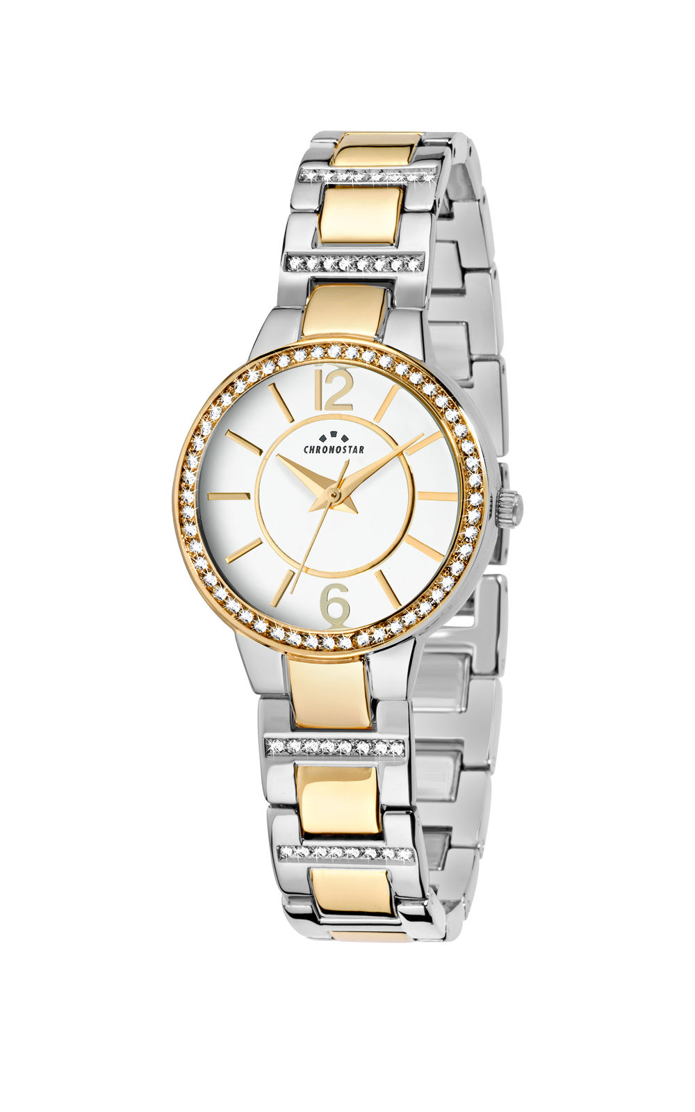 CHRONOSTAR R3753247512 Γυναικείο Ρολόι Quartz Ακριβείας