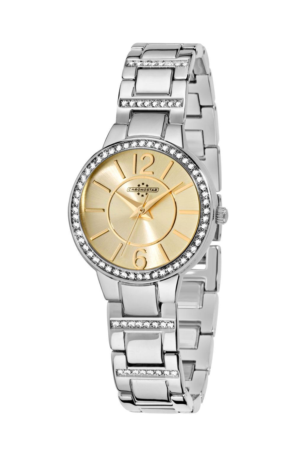 CHRONOSTAR R3753247513 Γυναικείο Ρολόι Quartz Ακριβείας