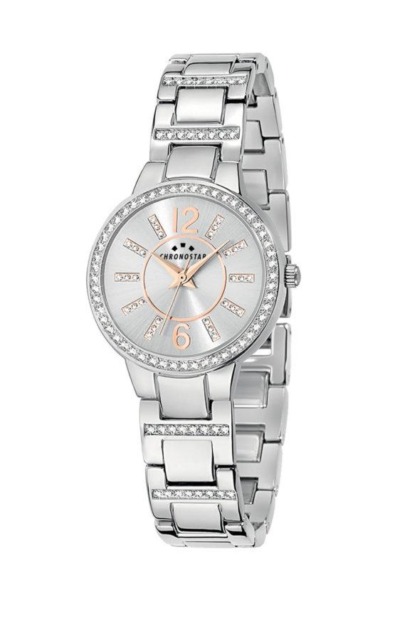 CHRONOSTAR R3753247515 Γυναικείο Ρολόι Quartz Ακριβείας