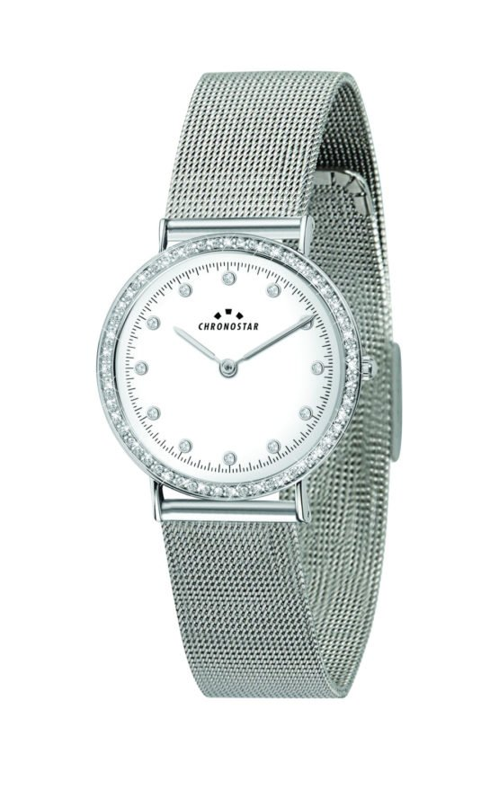 CHRONOSTAR R3753252517 Γυναικείο Ρολόι Quartz Ακριβείας