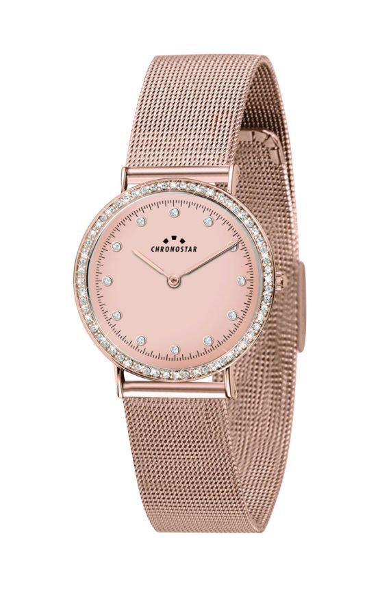 CHRONOSTAR R3753252520 Γυναικείο Ρολόι Quartz Ακριβείας