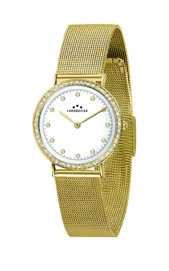 CHRONOSTAR R3753252521 Γυναικείο Ρολόι Quartz Ακριβείας