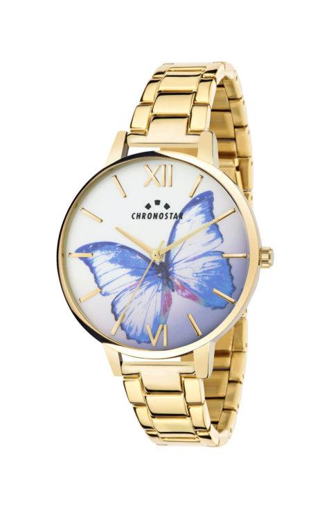 CHRONOSTAR R3753267502 Γυναικείο Ρολόι Quartz Ακριβείας