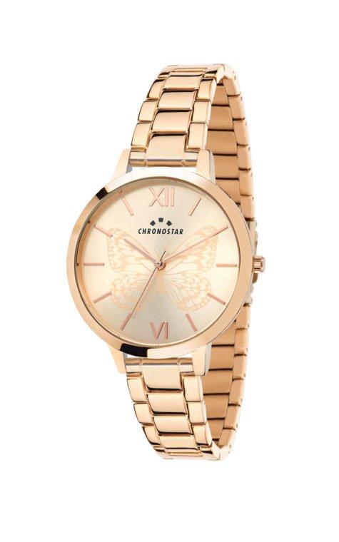CHRONOSTAR R3753267503 Γυναικείο Ρολόι Quartz Ακριβείας