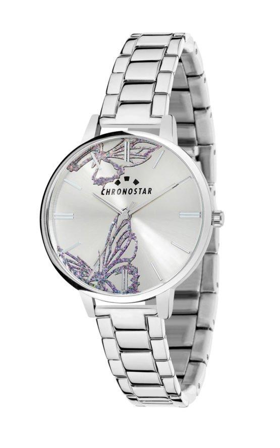 CHRONOSTAR R3753267507 Γυναικείο Ρολόι Quartz Ακριβείας