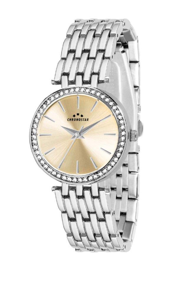 CHRONOSTAR R3753272508 Γυναικείο Ρολόι Quartz Ακριβείας