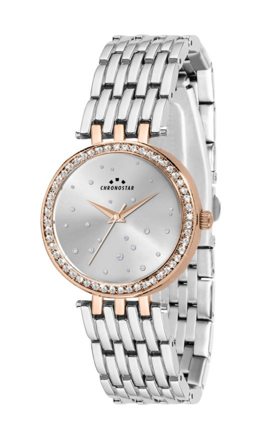 CHRONOSTAR R3753272512 Γυναικείο Ρολόι Quartz Ακριβείας