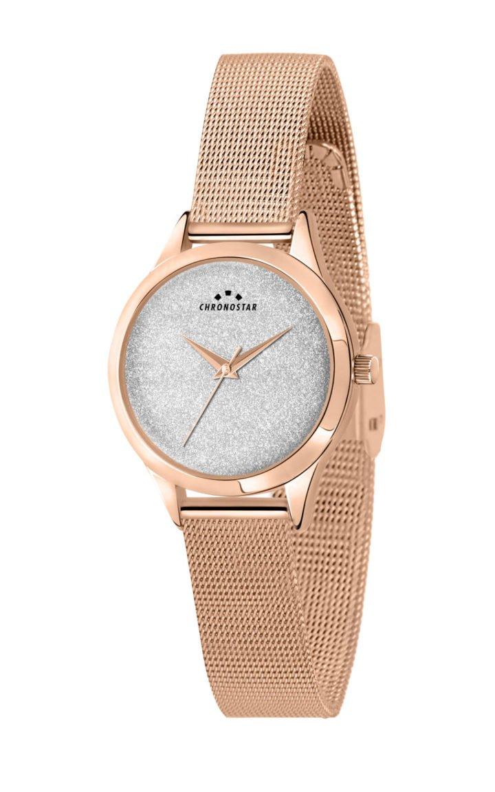 CHRONOSTAR R3753279508 Γυναικείο Ρολόι Quartz Ακριβείας