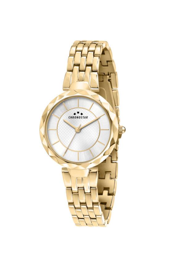 CHRONOSTAR R3753289501 Γυναικείο Ρολόι Quartz Ακριβείας