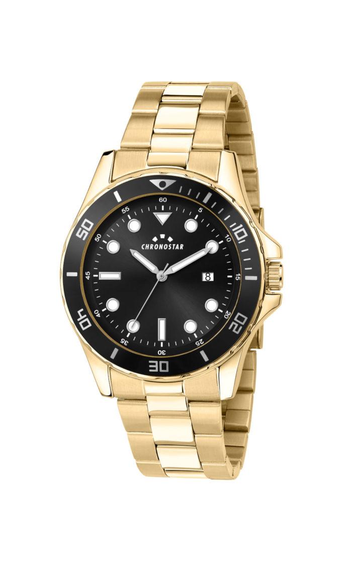 CHRONOSTAR R3753291001 Ανδρικό Ρολόι Quartz Ακριβείας