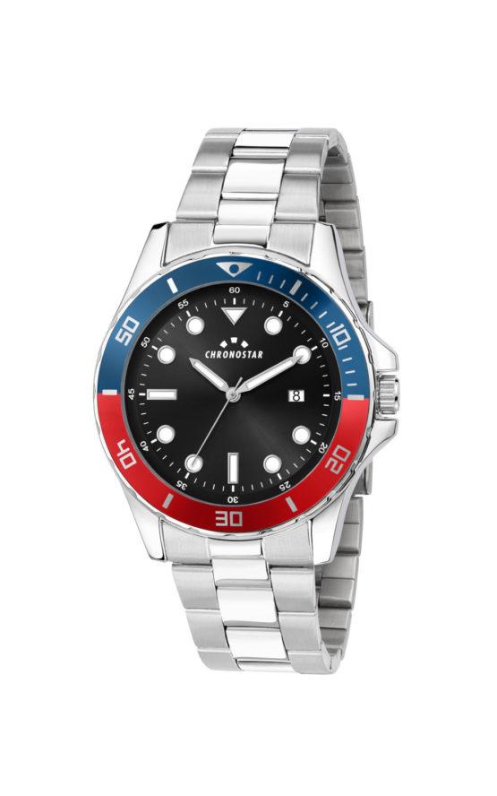 CHRONOSTAR R3753291002 Ανδρικό Ρολόι Quartz Ακριβείας