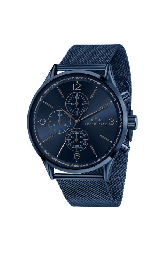 CHRONOSTAR R3753300001 Ανδρικό Ρολόι Quartz Multi-Function